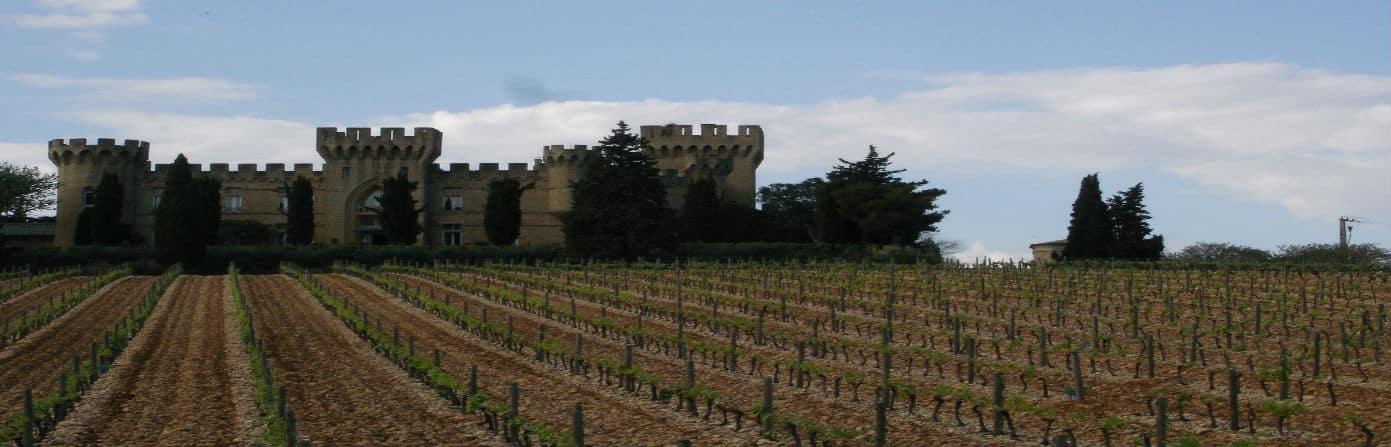 Châteauneuf-du-Pape, Domaine Pontifical