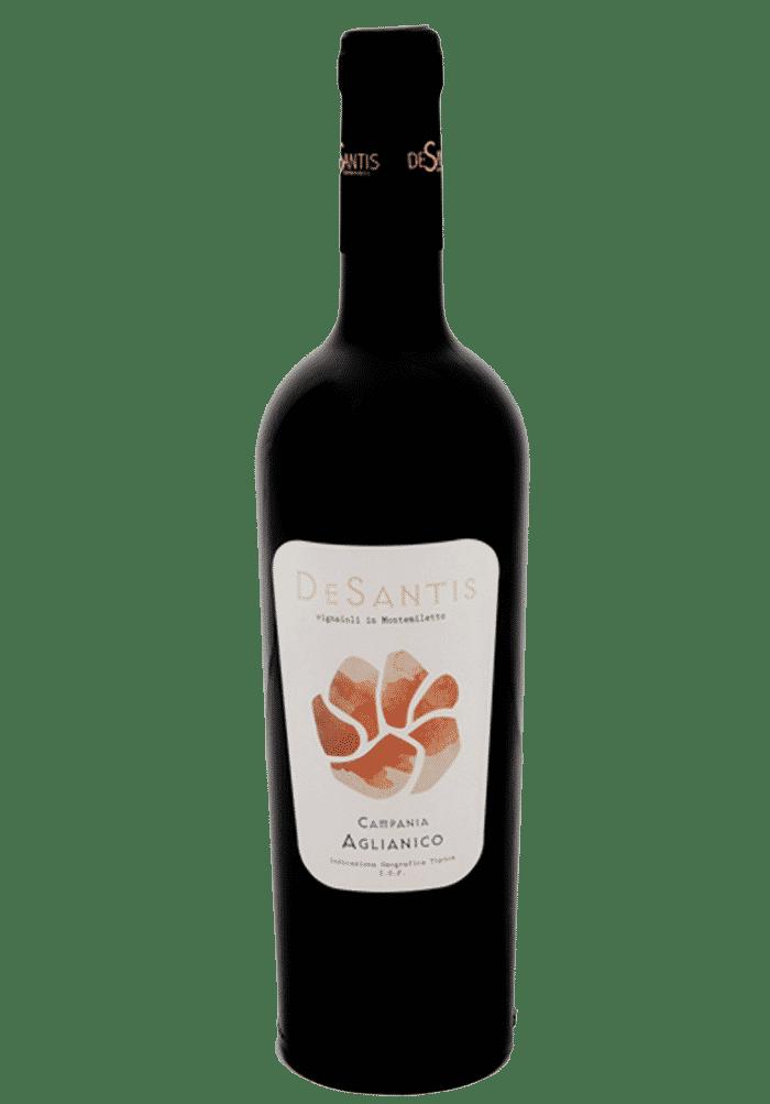 kraftigt rött vin